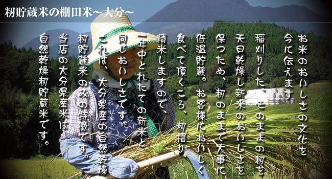 大分県産米